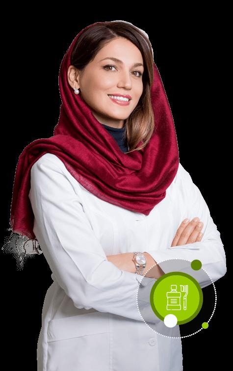 کلینیک دُر – متخصص ارتودنسی دکتر کامیار خضری -ترمیم و زیبایی دندان دکتر ماهور قربانی