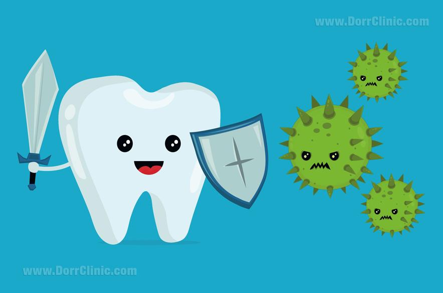 پلاک دندان و تارتار