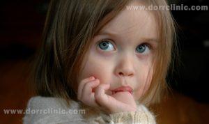 فاصله دندان در کودکان